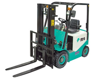 Electric  Forklift 1.6 to 2.5 Ton