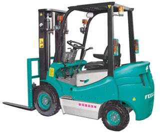 Diesel Forklift 1.5-5 Ton