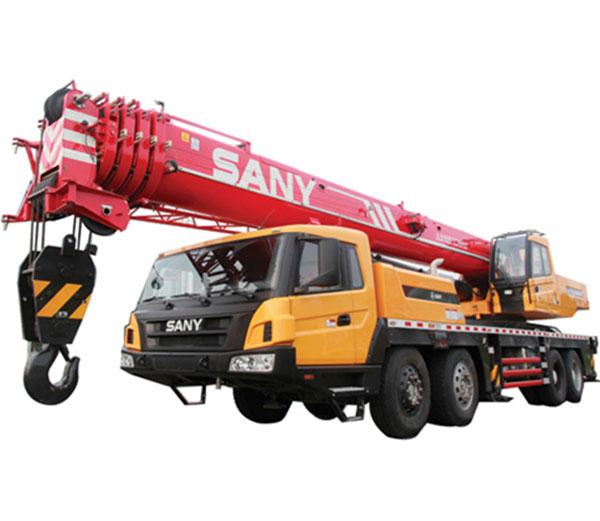 80 Ton Truck Crane