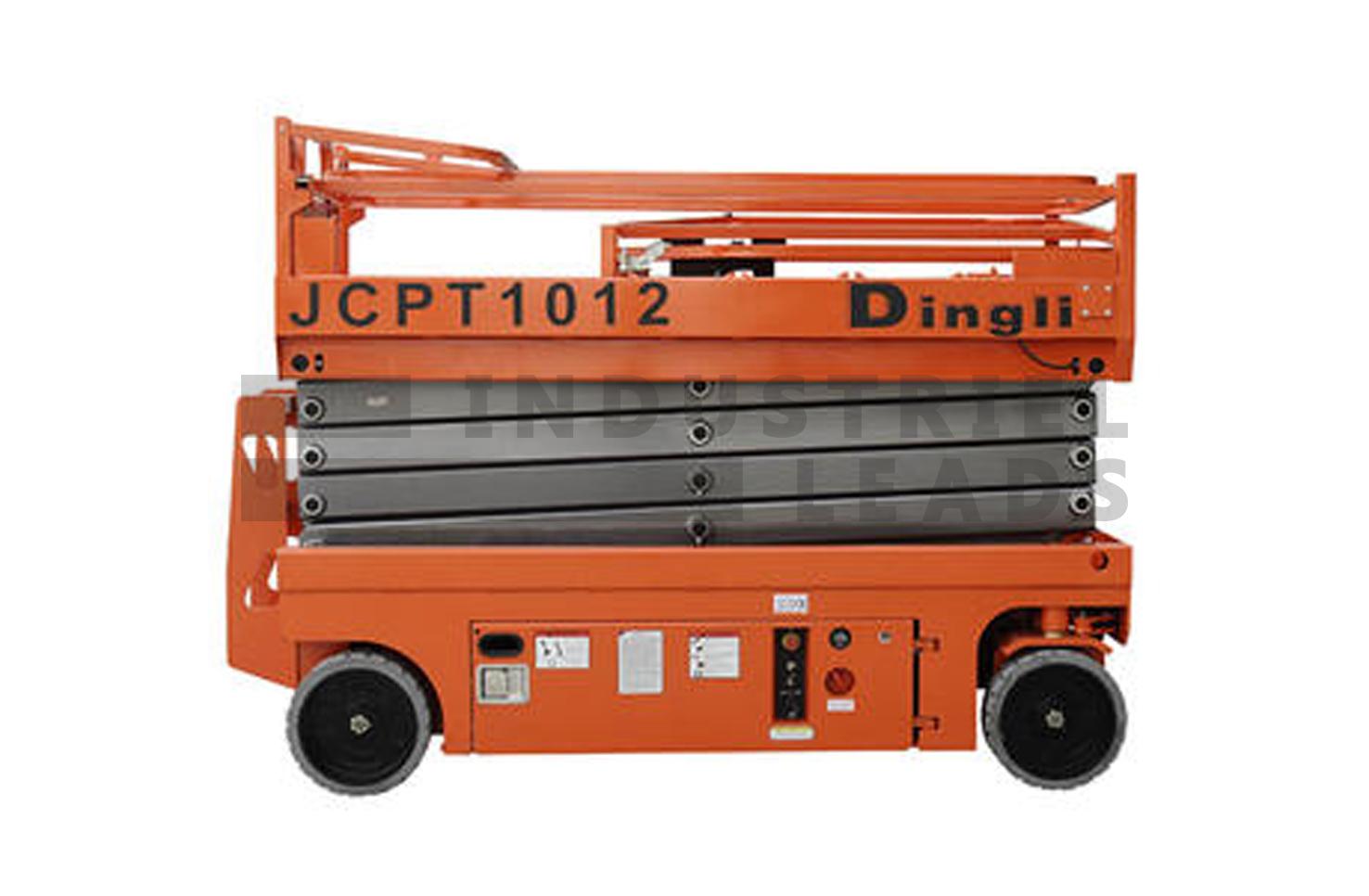 IL0128 - Dingle JCPT 1012 HD