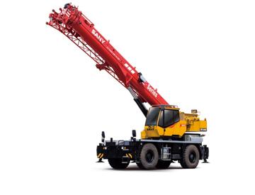 Sany Rough Terrain Crane
