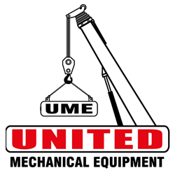 United Mechanical Equipment Trading Est Logo