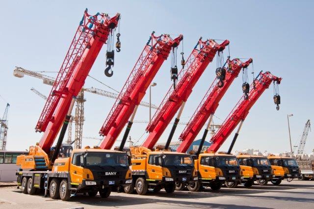 SANY Mobile Cranes